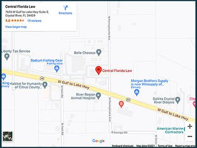 7655 W Gulf to Lake Hwy, Ste 2, Crystal River, FL 34429